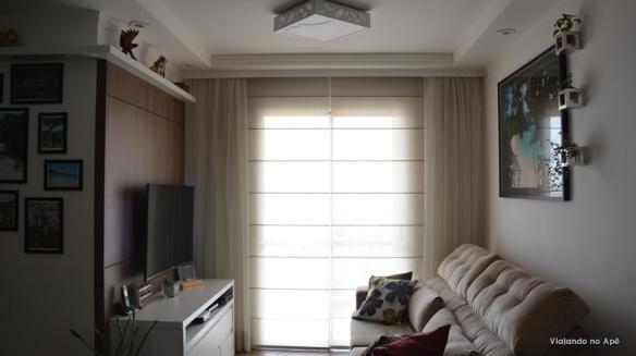 persiana romana cortineiro cortina voil