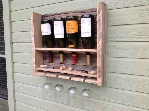 porta vinhos suporte vinhos parede