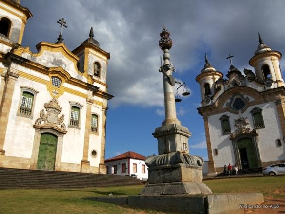 Igrejas São Francisco de Assis e Nossa Senhora do Carmo