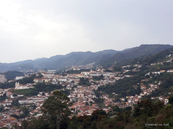ouro preto vista panoramica